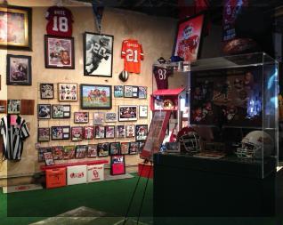 Football Gallery Territorial Capital Sports Museum